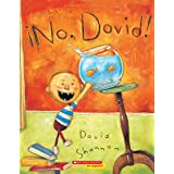 ¡No, David! (David Books) (Spanish Edition)