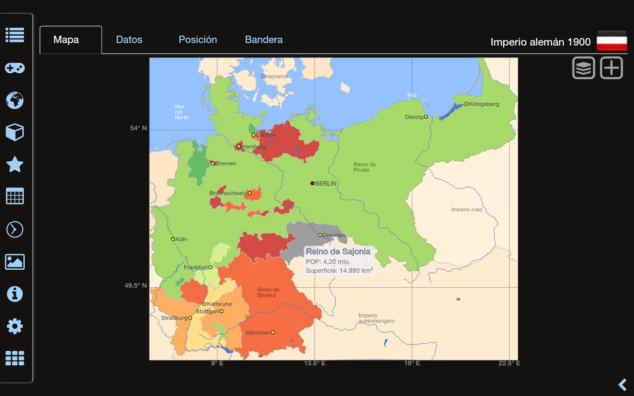 Atlas mundial | Mapa del mundo | Léxico del país MxGeo Pro: Amazon ...