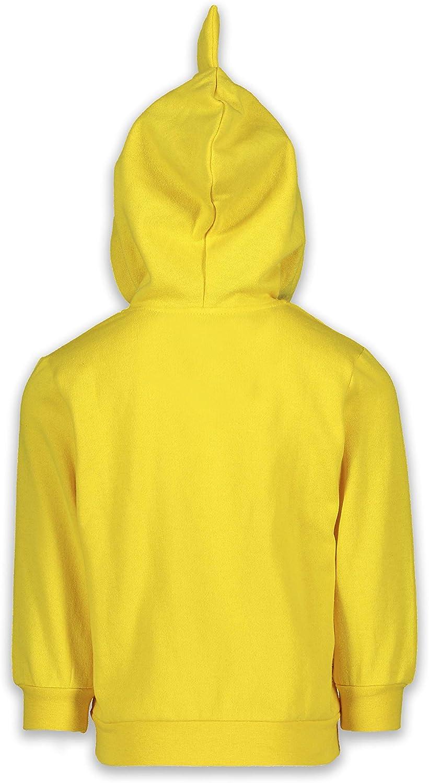 Pinkfong Baby Shark Zip-Up Fleece Costume Hoodie