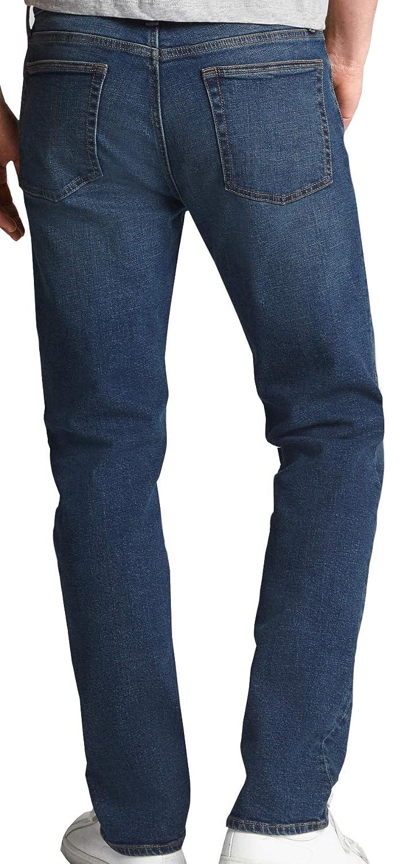 Amazon.com: GAP - Pantalones vaqueros para hombre, ajustados ...