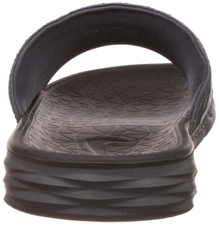 NIKE Grau Herren Benassi Solarsoft Sneakers Grau NIKE (Dark Grau/schwarz 090) 3cf681