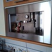 Whirlpool - Cafetera Encastre Ace010Ix, Espresso, Semi ...