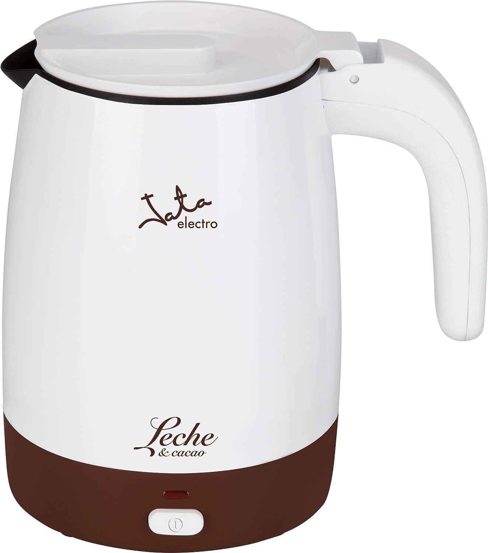 Jata CL819 Calienta para Leche y Chocolate con Interior Antiadherente Libre de PFOA Mantiene a 80º C Fácil limpieza Capacidad 1 litro