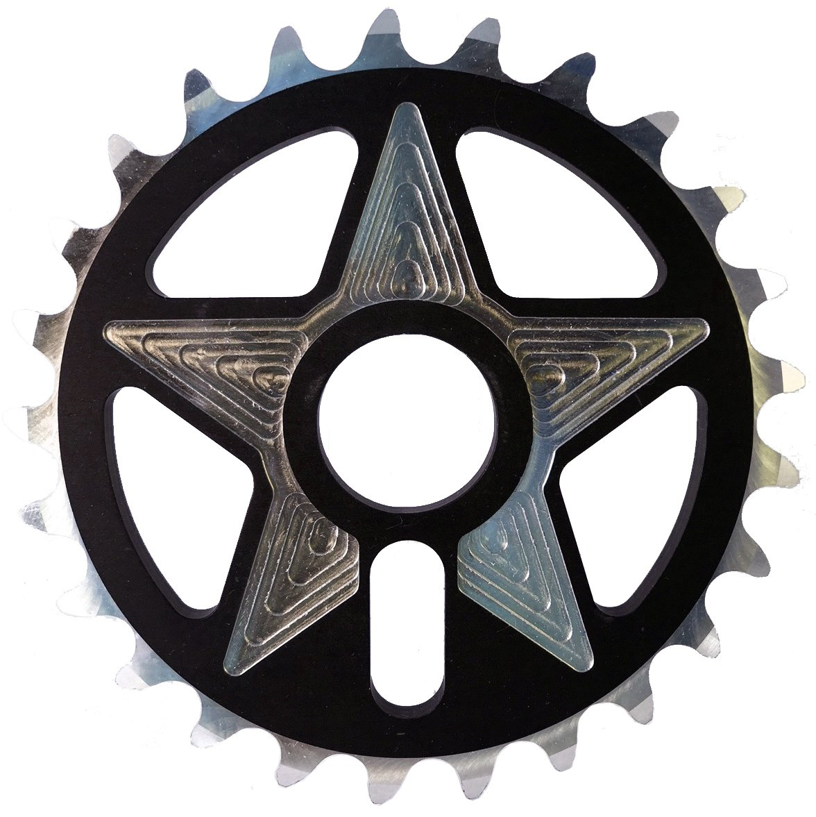 USA Made 25T SHARKTOOTH Supernova BMX Sprocket MADE IN USA- NEW