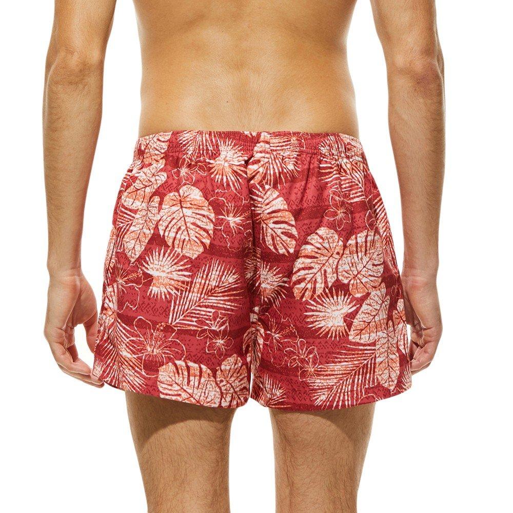 Molyveva Mens Swim Beach Pants Trunks Lining Board Shorts for Surf Sand