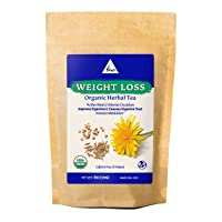 Isha Herbal Weight Loss Tea - Purify and Cleanse Body, Boost Immunity and Detox...