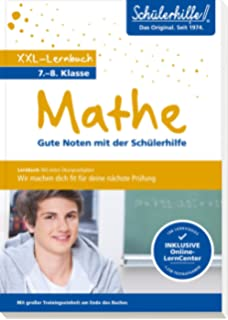 Klett Ich kann... Mathe - Terme und Gleichungen 7./8. Klasse ...