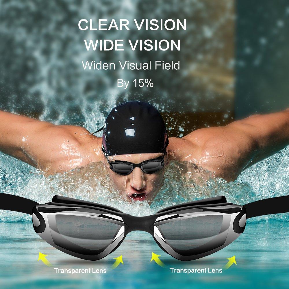 63b15e7a47a2 Hurdilen Swim Goggles