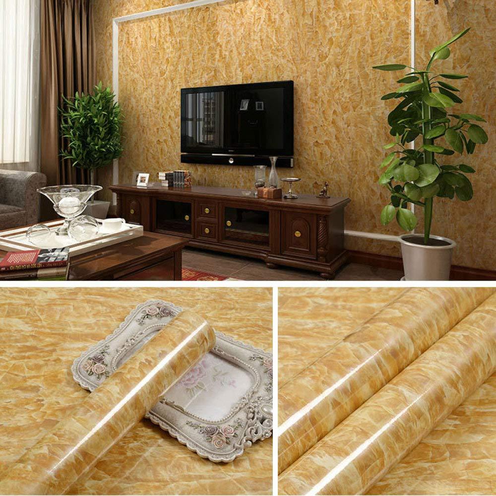 Patrón de mármol imitación pegatinas impermeable papel ...