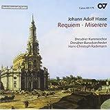 Johann Adolf Hase: Requiem / Miserere