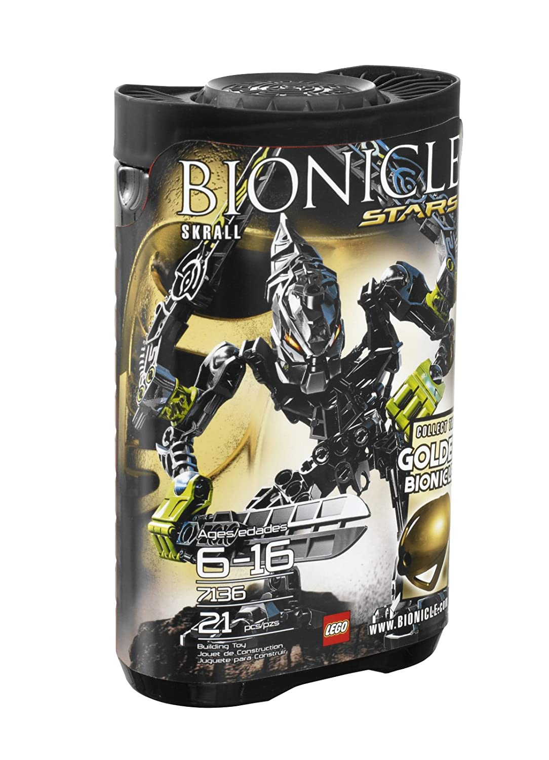 Top 15 Best Lego BIONICLE Sets Reviews in 2019 11