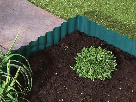 SupaGarden Large Lawn Edging - SGS224: Amazon.es: Jardín
