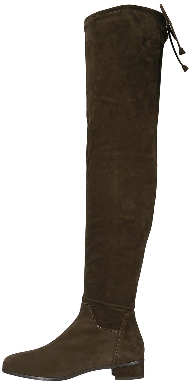 Aquatalia Women's Lisabetta Suede Knee High Boot B06X8ZKV2T 7 B(M) US|Olive