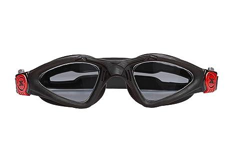 280b709de19 Xterra Wetsuits - Velocity Triathlon Swimming Goggles - UV Protection, 180  Degree Visibility, Anti