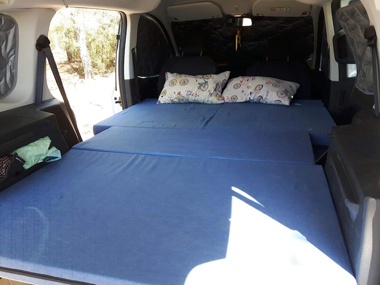 Kit furgoneta camper ligera Tourneo Courier - Camporan ...