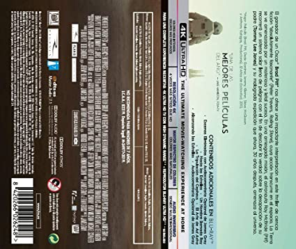 Ad Astra 4k Uhd [Blu-ray]: Amazon.es: Brad Pitt, Tommy Lee Jones, Liv Tyler, Ruth Negga, Donald Sutherland, James Gray, Brad Pitt, Tommy Lee Jones: Cine y Series TV