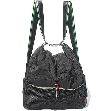 Waterproof Nylon Shoulder Bags Fashion Nylon Backpacks Multi Function Light  Handbag Women s Totes Crossbody Bag ( 96f002d665