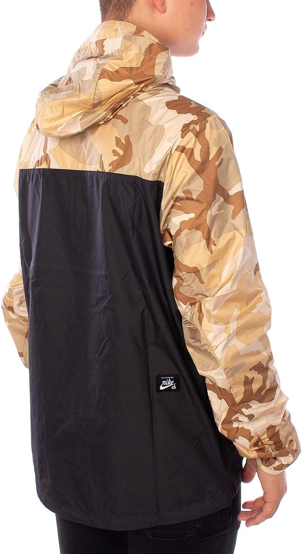 Nike SB Anorak Jacket Camo Veste Homme: : Sports et