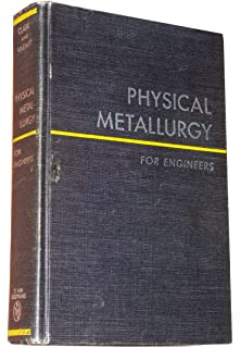 Introduction To Physical Metallurgy By Avner Ebook