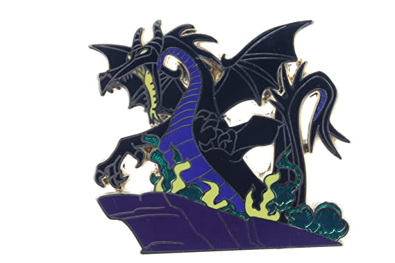 Disney Pin Maleficent S Dragon