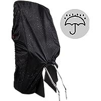 baby-dreams della Pioggia protezione antipioggia per seggiolino per sedili Seggiolini da bicicletta bambini romani NEU NERO TOP