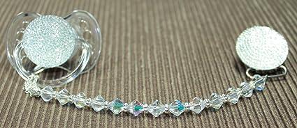 Con cristales brillantes con Crystal Dream transparente ...