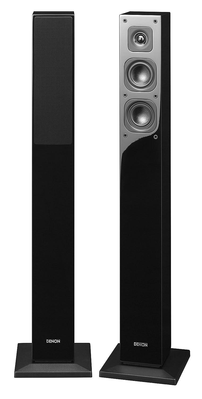 DENON トールボーイスピーカー (1台) ブラック SC-T17-K   B01M10QK6F
