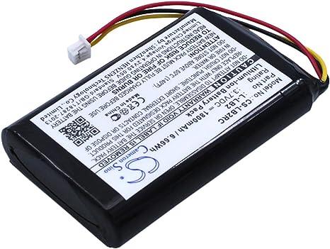 VINTRONS Li-Ion Battery Pack Fits Logitech L-LB2, MX1000 Cordless ...