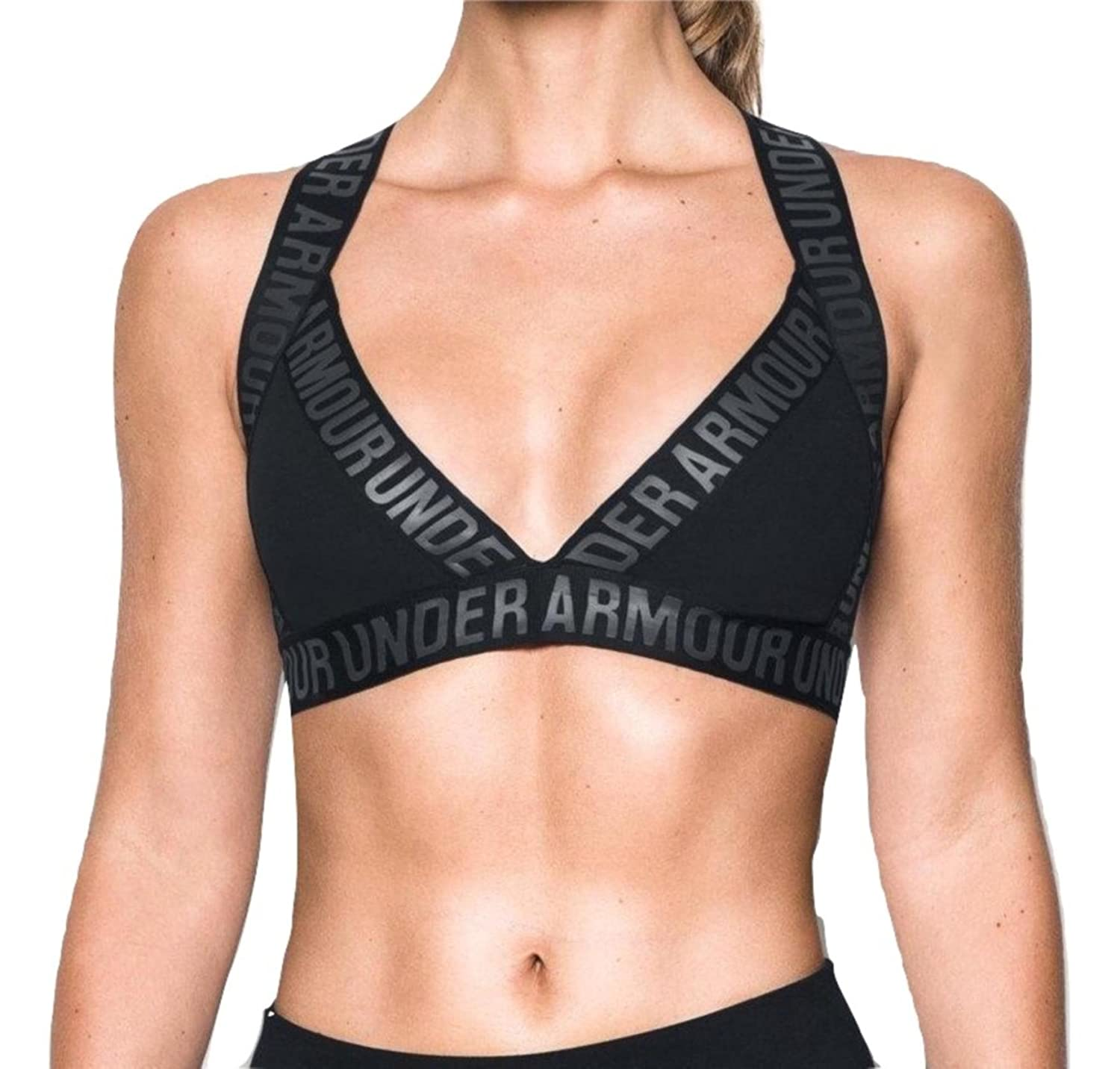 Under Armour Opening Night Strappy Womens Studio Sports Bra X-Small