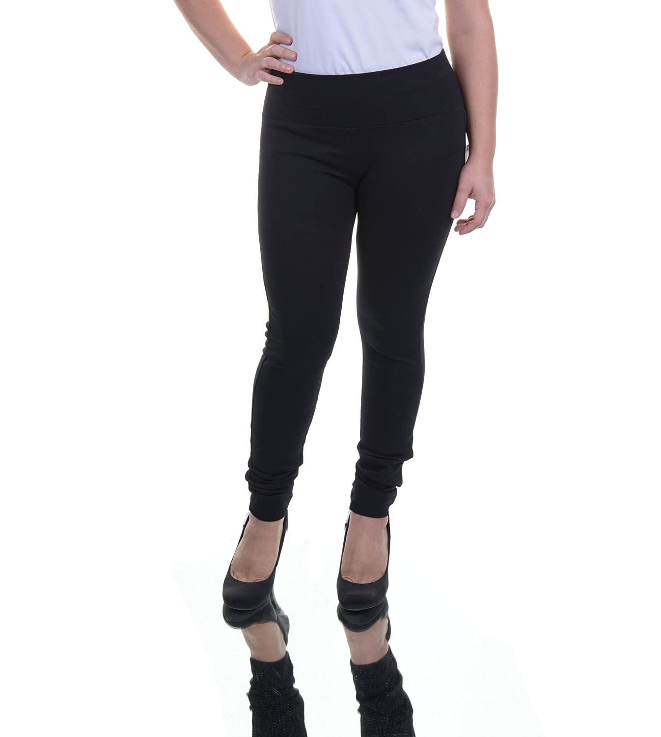 INC International Concepts Women's Pull-On Skinny Ponte Pants