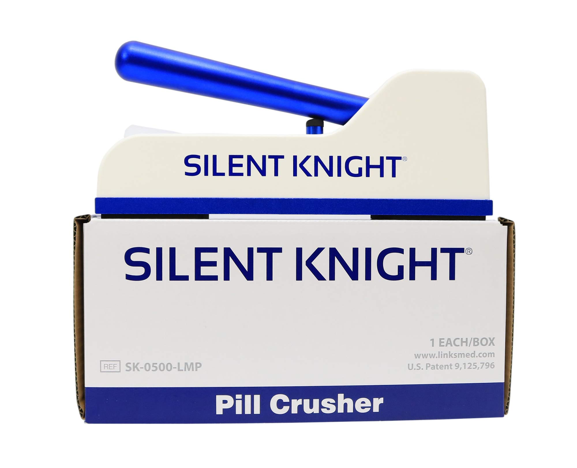 Silent Knight Pill Crusher by LINKS MED