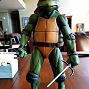 Amazon.com: NECA, Tortugas Ninja Adolescentes Mutantes ...