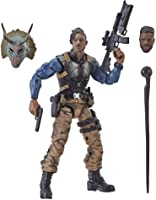 Marvel Figura Erik Killmonger Black Panther, 6 Pulgadas
