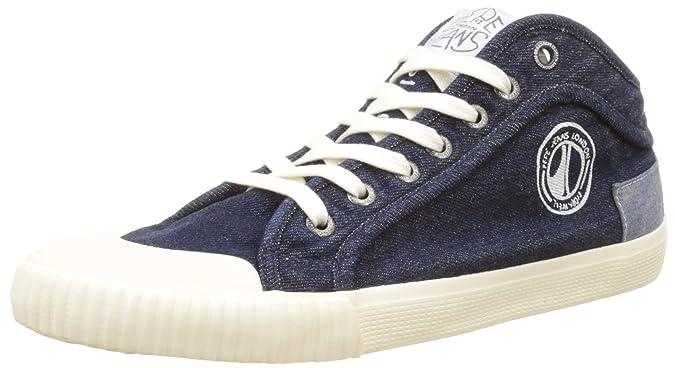 Pepe Jeans Herren Industry Tenugui Low Top