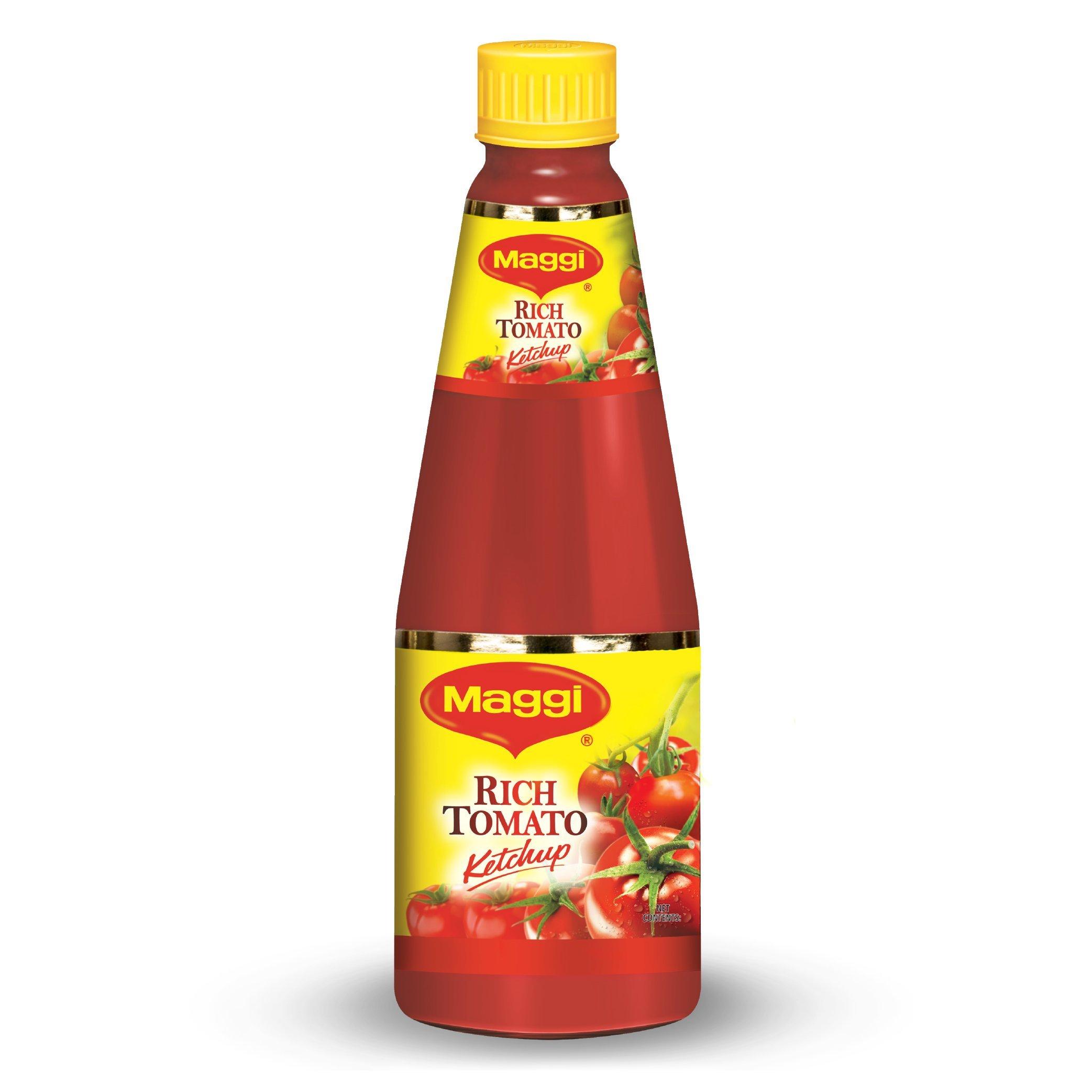 Maggi, Rich Tomato Ketchup, 1 Kilogram(kg)
