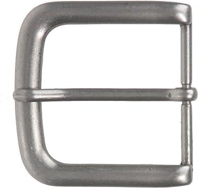 38 mm Single Prong Rectangular Belt Buckle 1 1//2
