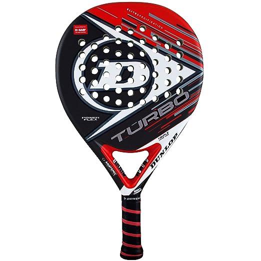 Pala de Pádel Dunlop Turbo: Amazon.es: Deportes y aire libre