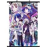 Kaneki Portrait Tokyo Ghoul 24 x 36 inches Anime Poster