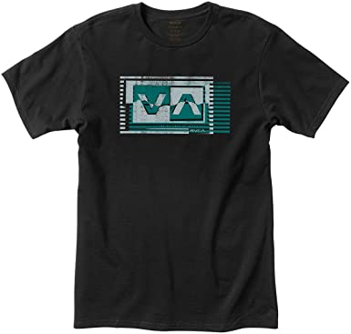 RVCA Mens United by Nature Tee