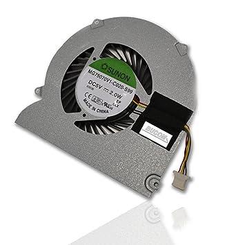 Ventilador para Acer Aspire Timeline 5830TG 5830T Fan Ordenador Portatil mg75070 V1 de C020 de S99: Amazon.es: Informática