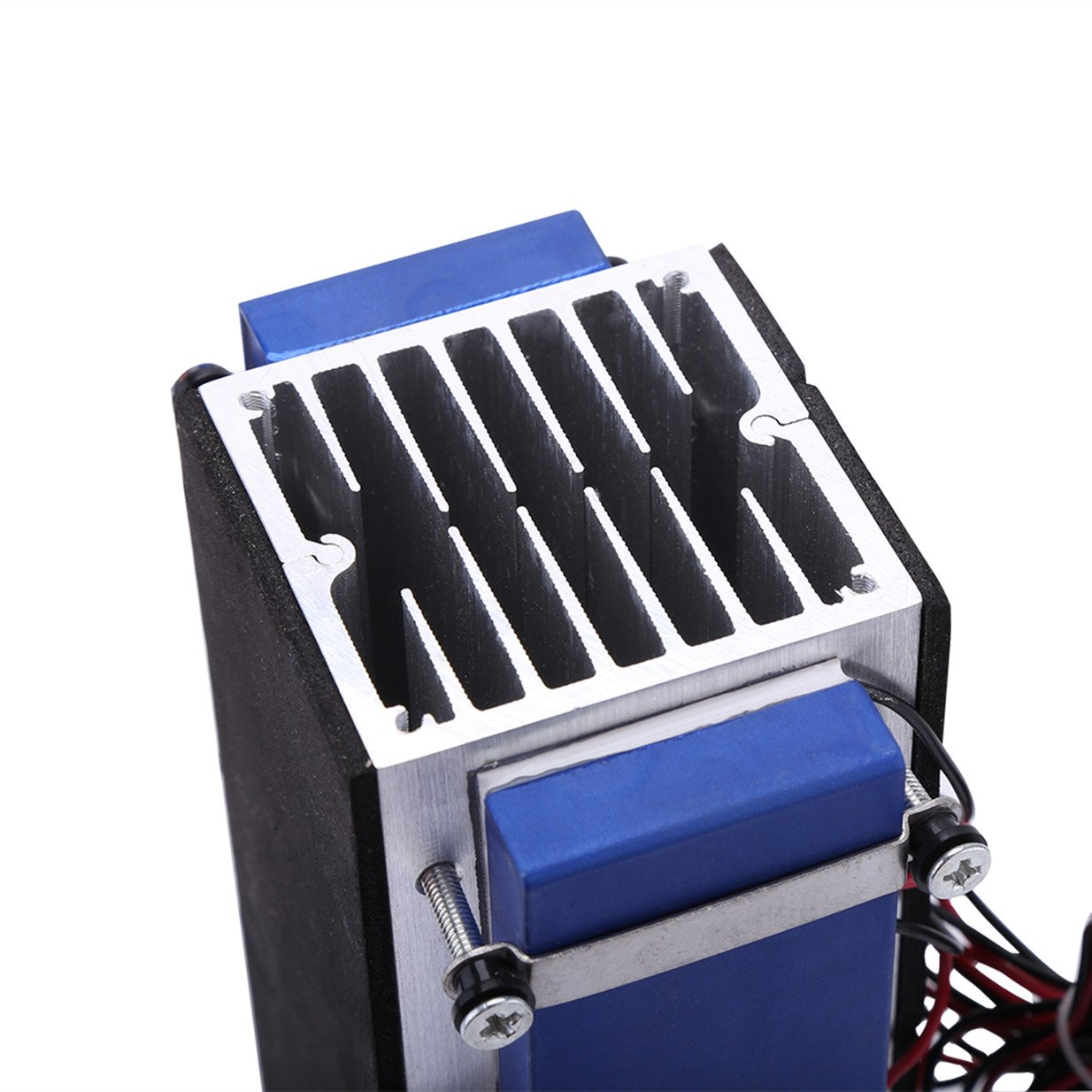 Mini Air Conditioner,DC 12V 576W 8-Chip TEC1-12706 DIY Thermoelectric Cooler Air Cooling Device by Walfront (Image #5)