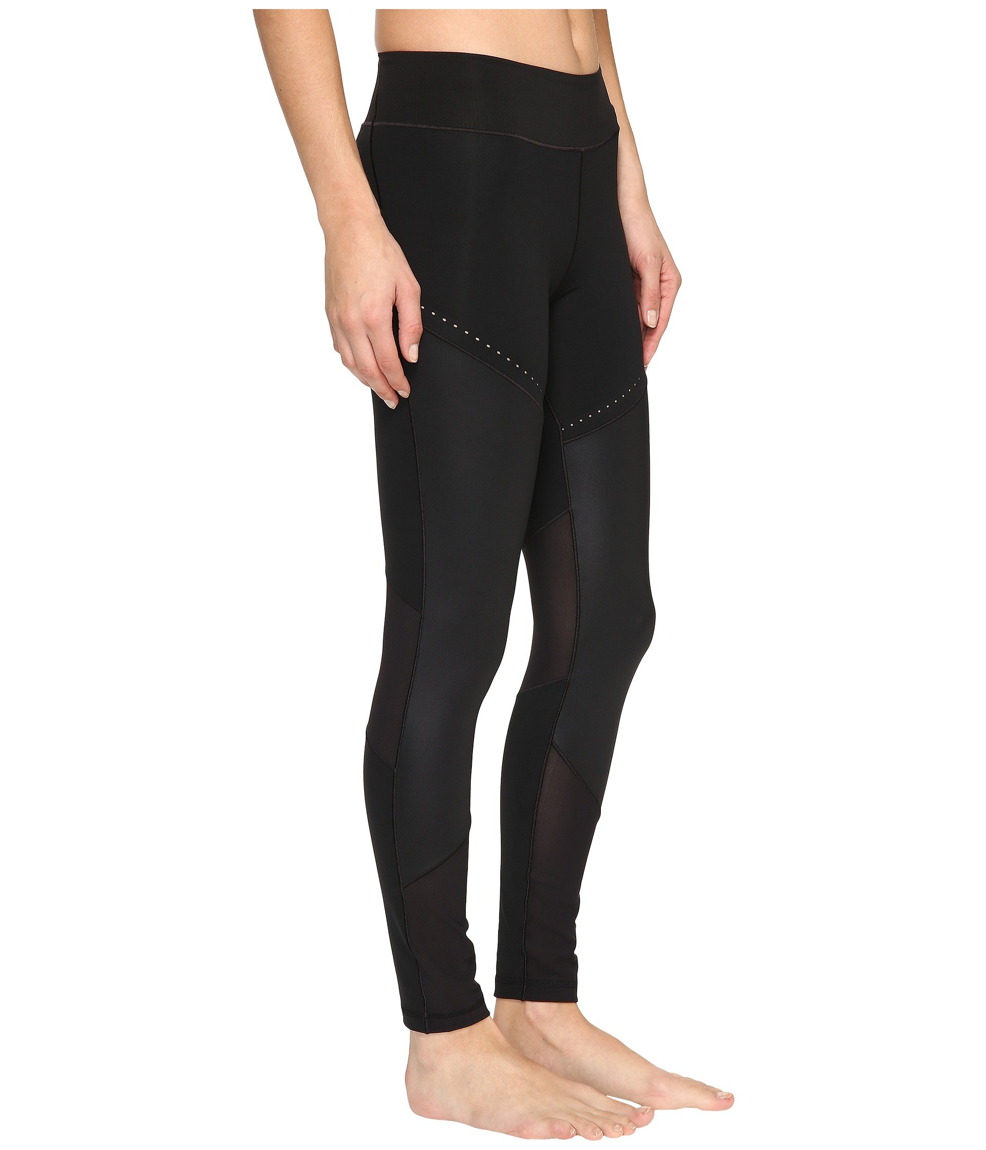 adidas Women's Training Wow Drop Tights, Black, Small by adidas (Image #5)
