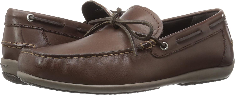 Geox Mens MASCANIO1 Slip-On Loafer