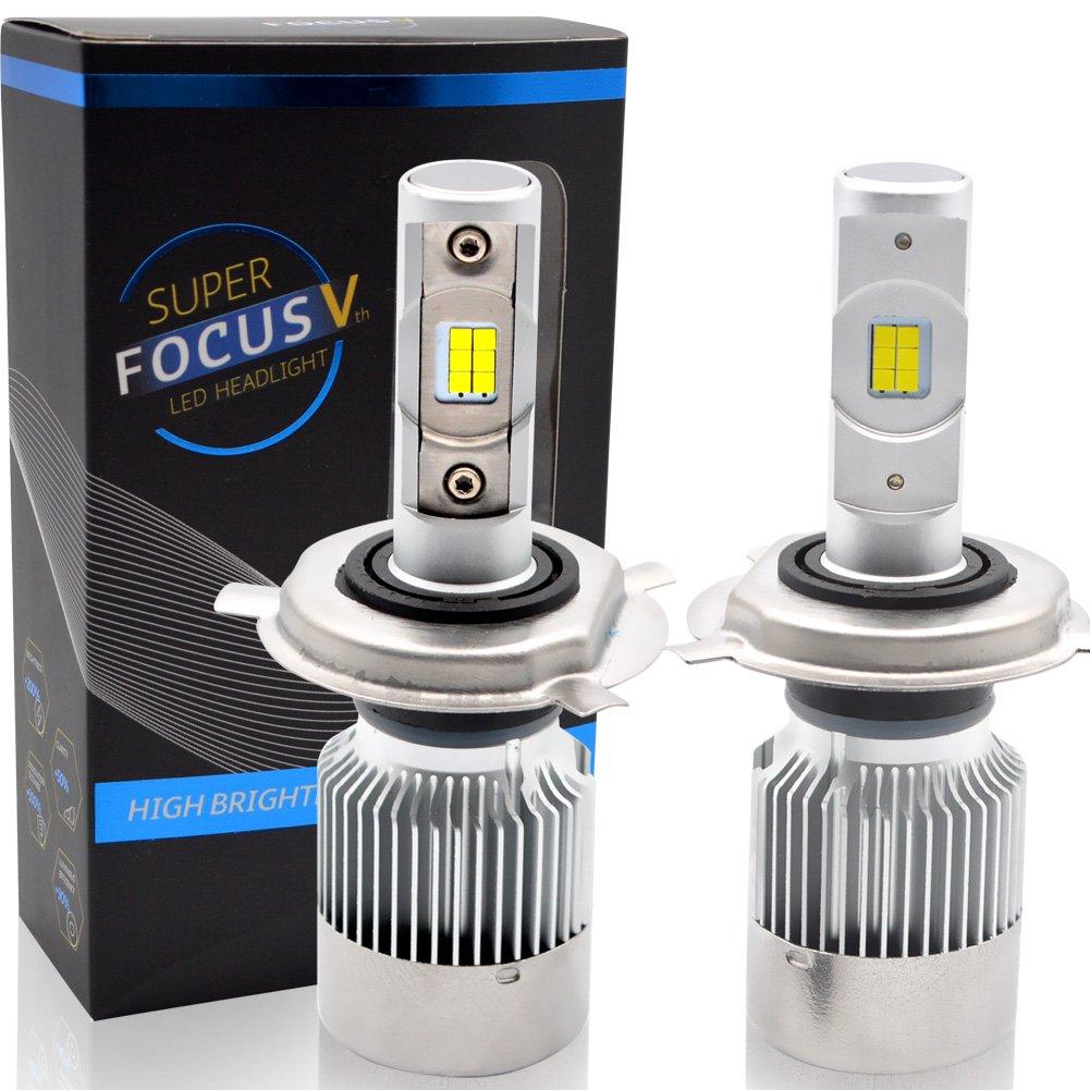 Lncboc T10 W5W LED lampadine cuneo 3-smd 2835 LED 501 194 168 auto interni esterno Dome luce targa lampadine di ricambio bianco 12 V, confezione da 2 YSD
