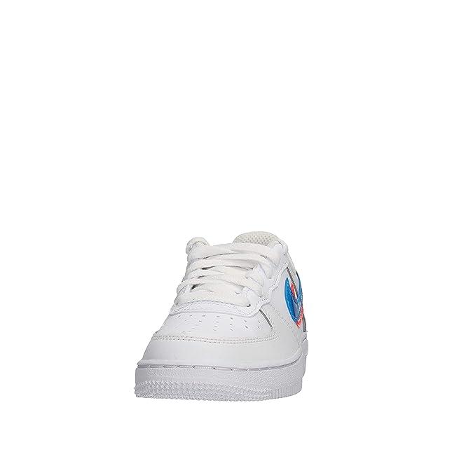 Nike Air Force 1 LV8 Sneaker Bianca da Bambino CJ7160 100
