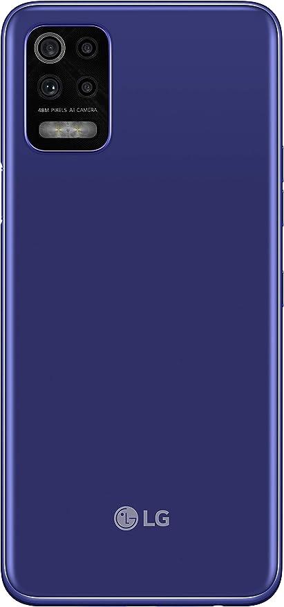 Lg K52 Smartphone 64gb 4gb Ram Dual Sim Blue Elektronik