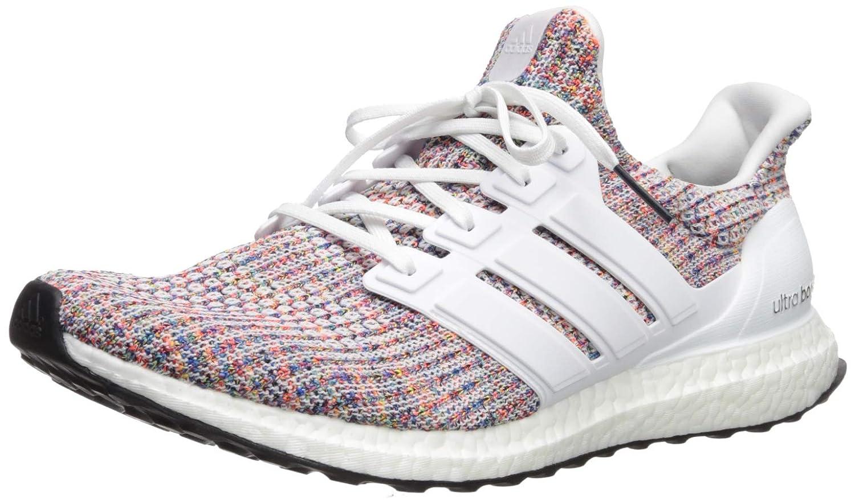 Blanc blanc Collegiate Navy adidas Ultra Boost M M, Chaussures de Running Compétition Homme 43.5 EU
