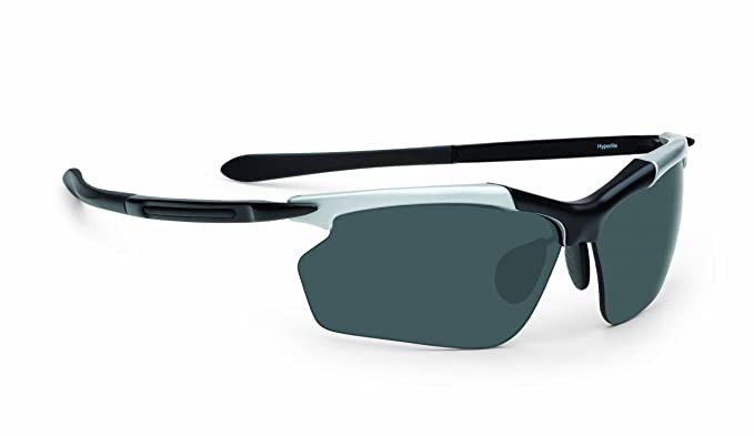 Callaway Golf Mens Razr Hyperlite Sunglasses Blacksilver Frame