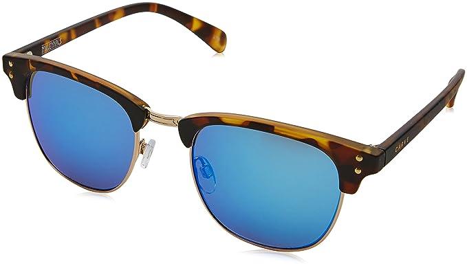 Carve Millenials, Gafas de Sol para Mujer, Marrón (Matt Tort Revo),