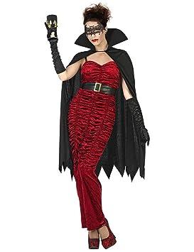 Atosa-53948 Atosa-53948-Disfraz Vampiresa para mujer adulto-talla ...